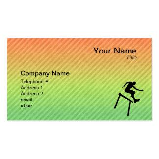Hurdler Business Card
