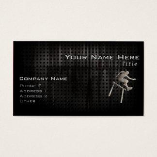 Hurdler; Cool Business Card