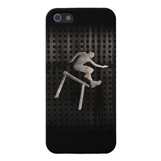 Hurdler; Cool Covers For iPhone 5
