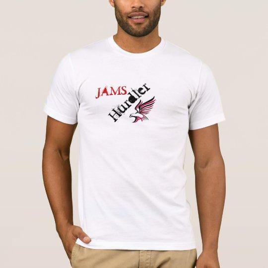 Hurdler tshirt