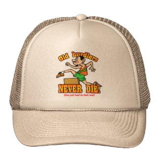 Hurdlers Mesh Hat
