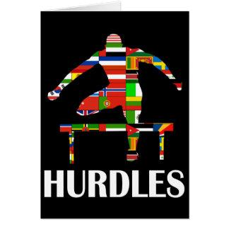 Hurdles Card