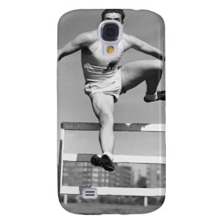Hurdling Samsung Galaxy S4 Case