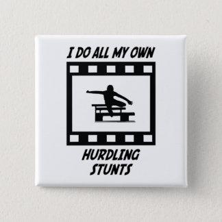 Hurdling Stunts Button