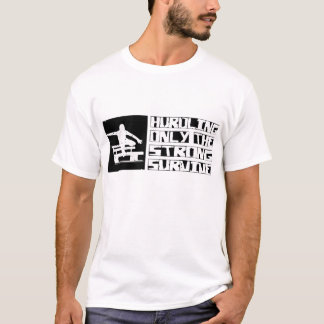 Hurdling Survive T-Shirt