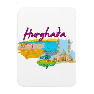 Hurghada - Egypt.png Magnet