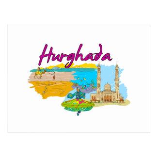 Hurghada - Egypt.png Postcard