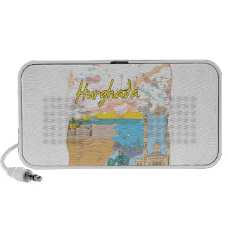 Hurghada Notebook Speaker