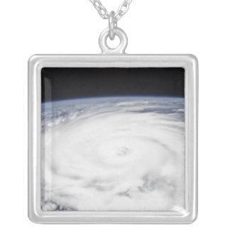 Huricane Igor Silver Plated Necklace
