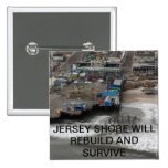 Huricane Sandy and Rebuilding the Jersey Shore Pin