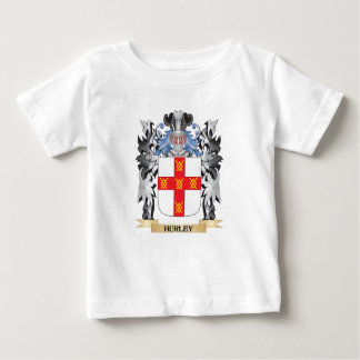 Hurley Coat of Arms - Family Crest Baby T-Shirt