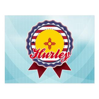 Hurley, nanómetro postales