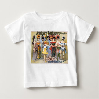 Hurly-Burly Extravaganza and Refined Vaudeville Baby T-Shirt