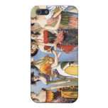 Hurly-Burly Extravaganza and Refined Vaudeville iPhone 5 Cover