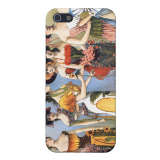 Hurly-Burly Extravaganza and Refined Vaudeville iPhone SE/5/5s Case