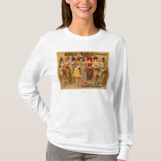 Hurly-Burly Extravaganza and Refined Vaudeville T-Shirt