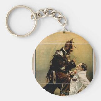 Hurly Burly, 'Kelly & Ashby' Vintage Theater Key Chains