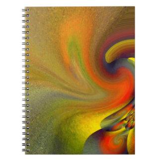 """Hurly Burly"" Notebook"