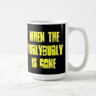 Hurlyburly - Shakespeare series - MacBeth Coffee Mug