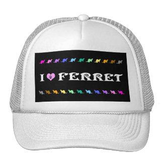 Hurón (8) gorra