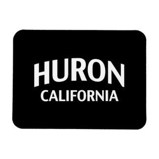 Huron California Rectangular Photo Magnet