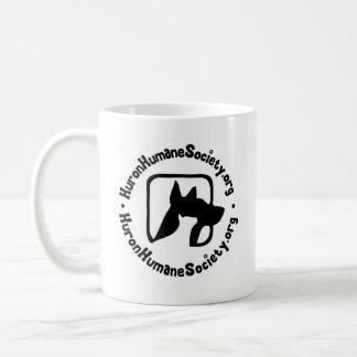 Huron Humane Society Coffee Mug