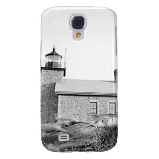 Huron Island Lighthouse Samsung Galaxy S4 Cases