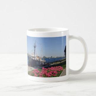 Huron Lightship summer mug