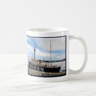 Huron Lightship winter mug