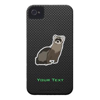 Hurón liso Case-Mate iPhone 4 carcasa