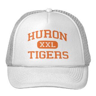 Huron - Tigers - High School - Huron South Dakota Trucker Hat