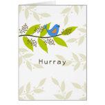 Hurray-Last Radiation Treatment Cards