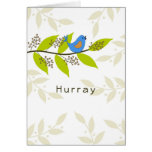 Hurray-Last Round of Chemotherapy Greeting Card