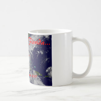 Hurrican Irma 2017 Coffee Mug
