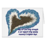 Hurrican Sandy Support Greeting Cards