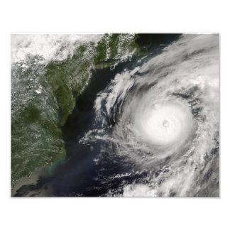 Hurricane Alex Photo Print