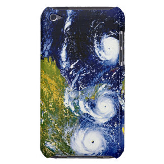 Hurricane Andrew Barely There iPod Cases
