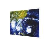 Hurricane Andrew Gallery Wrap Canvas