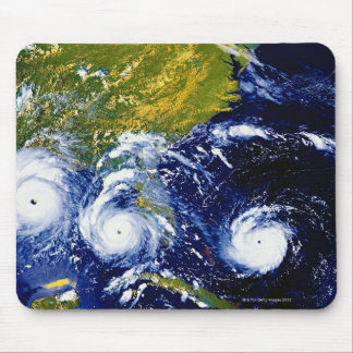 Hurricane Andrew Mouse Pad