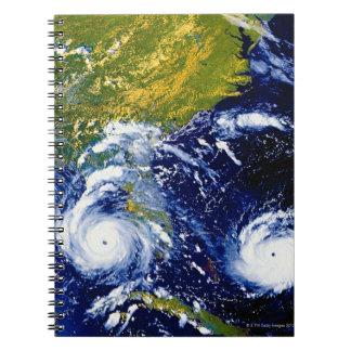Hurricane Andrew Notebook