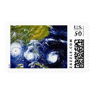 Hurricane Andrew Postage