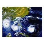 Hurricane Andrew Postcard
