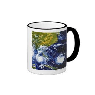 Hurricane Andrew Ringer Mug