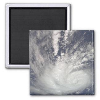 Hurricane Bertha Refrigerator Magnet