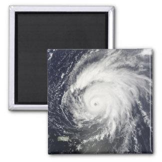 Hurricane Bill 2 Inch Square Magnet