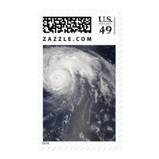 Hurricane Bill off Bermuda Postage Stamps
