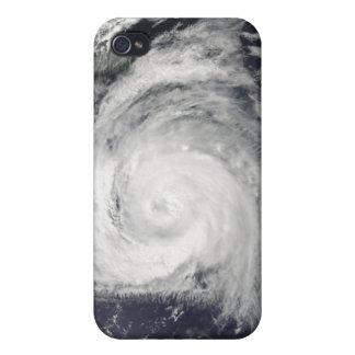 Hurricane Bill off the East Coast iPhone 4 Case