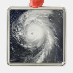 Hurricane Bill off the Lesser Antilles Christmas Ornaments