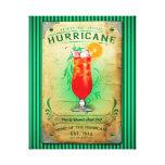 Hurricane Cocktail Canvas Print