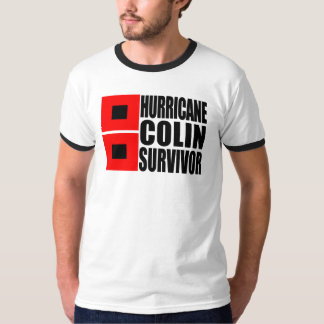 Hurricane Colin Survivor T-Shirt